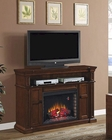 "Classic Flame 58"" Fireplace TV Console Wyatt TS-28MM4684-M313"