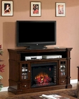 "Classic Flame 60"" Fireplace TV Console Belmont TS-28MM6240-O128"