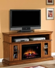 "Classic Flame 60"" Fireplace TV Console Brookfield TS-26MM2209-O107"