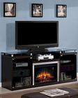 "Classic Flame 72"" Fireplace TV Console Albright TS-26MM9404-E451"