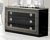 Classic Single Dresser Made in Italy Aida 33151AD