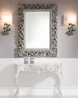 Classic Style 47in Mirror in Silver 33C33