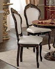 Classic Style Chair Made in Italy 33D493 (Set of 2)
