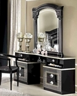 Classic Vanity Dresser and Mirror Made in Italy Aida 33192AD