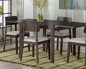 Claudius Dining Set w/ Extension Table by Euro Style EU-09871SET