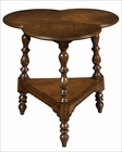 Clover Lamp Table Vintage European by Hekman HE-23210