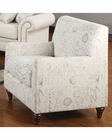 Coaster Antique Inspired Arm Chair Norah CO-502513