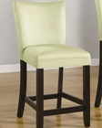 Coaster Bar Stool Bloomfield in Green CO-100589GRN (Set of 2)