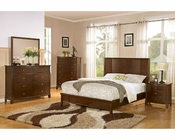 Coaster Bedroom Set w/ Panel Headboard Addley CO-202451Set