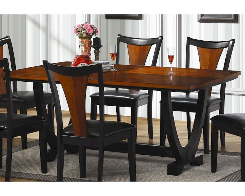 Dining Table Co Coaster Boyer Rectangular Contemporary Dining Table Co 102090