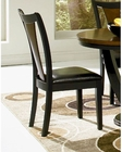 Coaster Boyer Side Chair with Upholstered Seat CO-102092 (Set of 2)