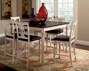 Coaster Camille Transitional Counter Height Dining Set CO-103588Set