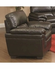 Coaster Casual Leather-Like Arm Chair Fenmore CO-502953