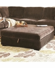 Coaster Casual Oversized Storage Ottoman Luka CO-500704