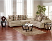 Coaster Casual Sofa Set CO-510021Set
