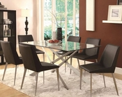 Coaster Contemporary Dining Set Anderson CO-120971Set