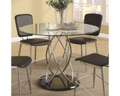 Coaster Contemporary Dining Table Ciccone CO-120990