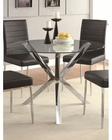 Coaster Contemporary Dining Table Vance CO-120760