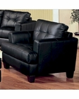 Coaster Contemporary Leather Arm Chair Samuel CO-5016-C