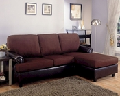 Coaster Contemporary Sectional Sofa Rupard CO-500605