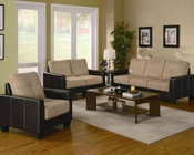 Coaster Contemporary Sofa Set Regatta CO-500100Set