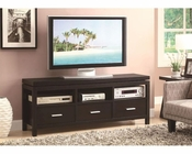 Coaster Contemporary TV Console CO-700885