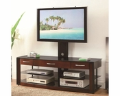 Coaster Contemporary TV Console w/ TV Mount CO-700679