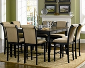 Coaster Counter Height Dining Set Cabrillo CO-101828Set