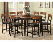 Coaster Counter Height Dining Set Franklin CO-102198Set