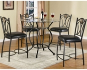 *Coaster Counter Height Dining Set Monroe CO-120621Set