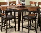 Coaster Counter Height Dining Table Franklin CO-102198