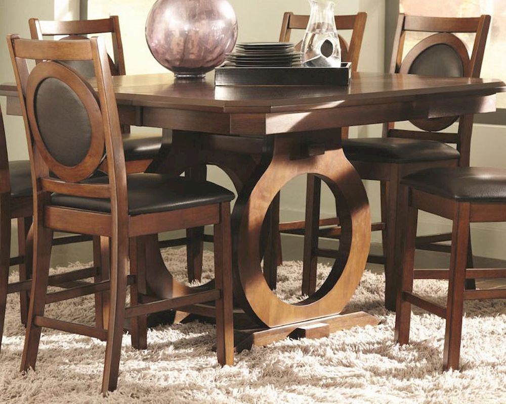 Dining Table Co Coaster Counter Height Dining Table St John Co 104428