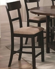 Coaster Counter Height Wood Chair Cantrell CO-103852 (Set of 2)