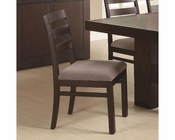 Coaster Dabny Dining Ladder Back Chair CO-103102 (Set of 2)