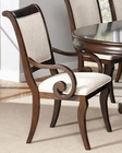 Coaster Dining Arm Chair Harris CO-104113 (Set of 2)