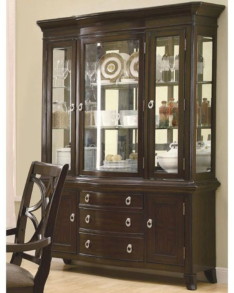Coaster Dining Buffet W Hutch Meredith CO 103534