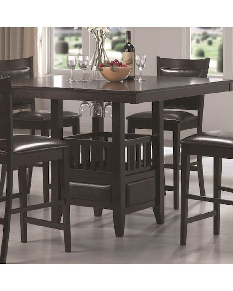Coaster Dining Counter Height Table Jaden Co 100958