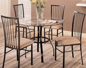 Coaster Dining Set Layne CO-120566Set