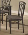 Coaster Dining Side Chair CO-120782 (Set of 4)