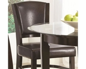 *Coaster Dining Counter Stool  in Brown CO-103689BRN (Set of 2)