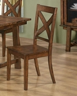 Coaster Dining X-Back Side Chair Lawson CO-103992 (Set of 2)