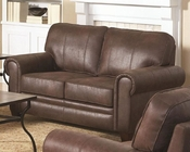 Coaster Elegant and Rustic Love Seat Bentley CO-504202