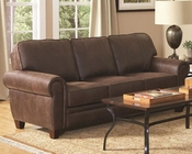 Coaster Elegant and Rustic Sofa Bentley CO-504201