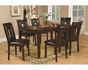Coaster Ervin Contemporary Dining Set CO-102521Set