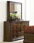 Coaster Foxhill Dresser & Mirror CO-201583-4