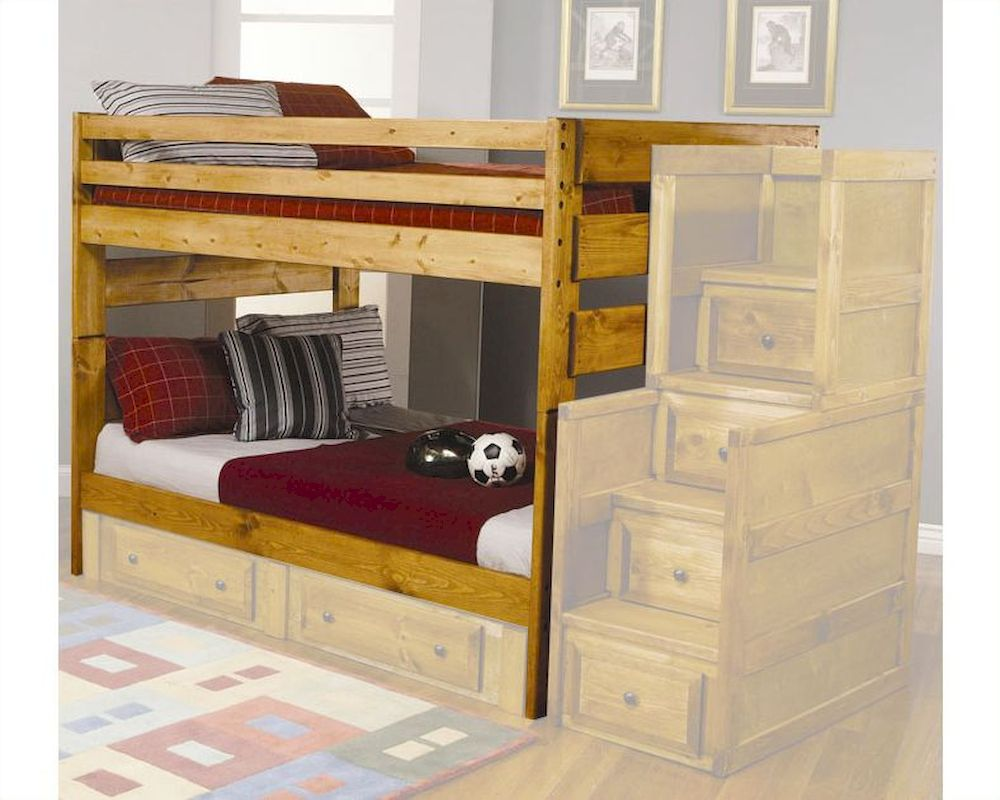 Coaster Furniture Full Over Full Bunk Bed Wrangle Hill