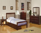 Coaster Furniture Twin Bedroom Set Parker CO400290T-1SSet
