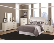 Coaster Jessica Bedroom Set in White CO-202999Set