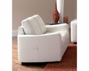 Coaster Leather Love Seat Jasmine CO-5027-LS