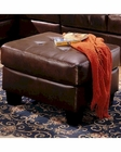 Coaster Leather Ottoman Samuel CO-5009-OT